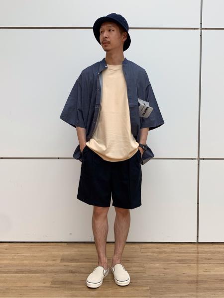 417 EDIFICEの【ユニセックス】【 FAMOUS DEPARTMENT STORE】 HATを使ったコーディネートを紹介します。|Rakuten Fashion(楽天ファッション/旧楽天ブランドアベニュー)1042731