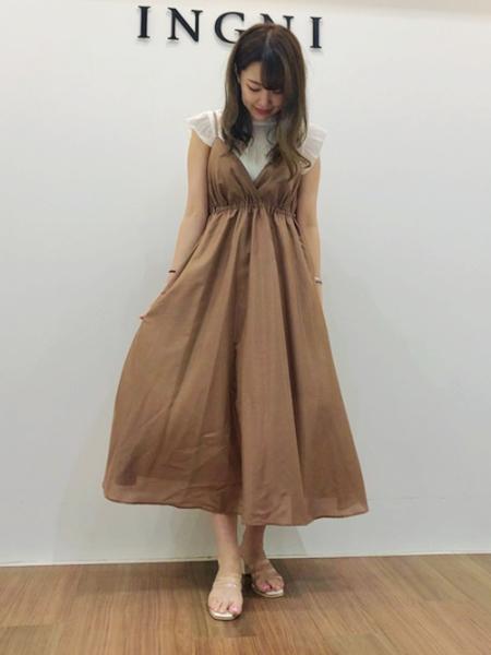 INGNIのコーディネートを紹介します。|Rakuten Fashion(楽天ファッション/旧楽天ブランドアベニュー)1043248