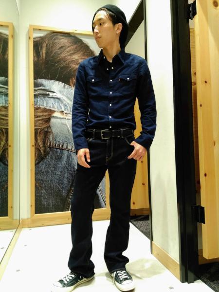 Levi'sのコーディネートを紹介します。 Rakuten Fashion(楽天ファッション/旧楽天ブランドアベニュー)1043416