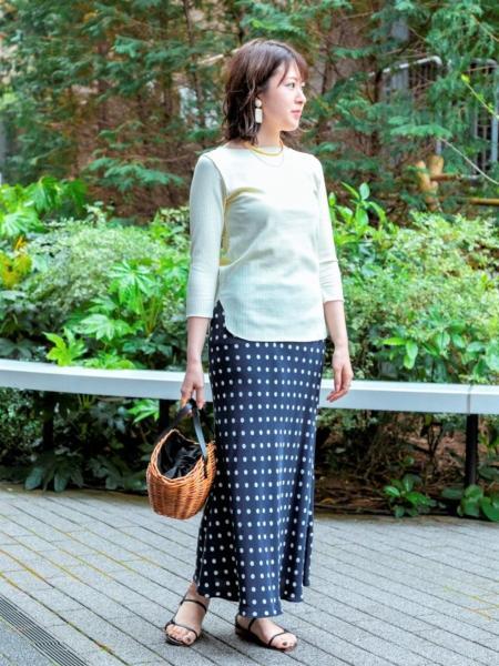 La Totaliteのコーディネートを紹介します。|Rakuten Fashion(楽天ファッション/旧楽天ブランドアベニュー)1043609