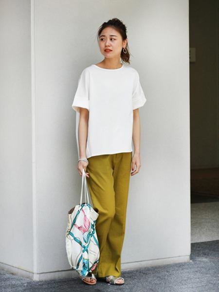 JOURNAL STANDARD relumeの<<追加2>>ADDICTポンチクルーネックタックプルオーバー◆を使ったコーディネートを紹介します。|Rakuten Fashion(楽天ファッション/旧楽天ブランドアベニュー)1043623