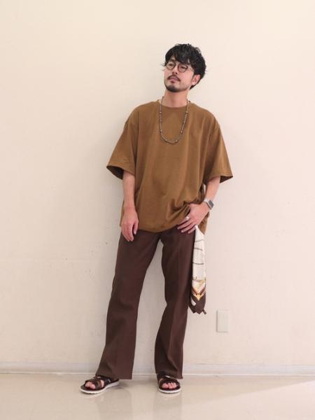 alfredoBANNISTER のマルチクロスレザーサンダルを使ったコーディネートを紹介します。 Rakuten Fashion(楽天ファッション/旧楽天ブランドアベニュー)1044261