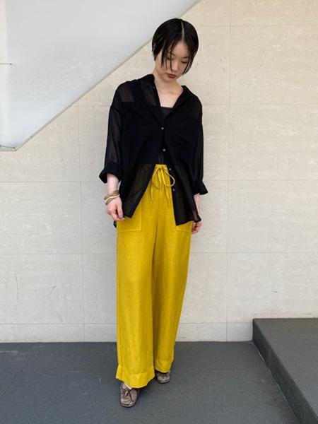 SHIPSのL'indochineur:HORNブレスレットを使ったコーディネートを紹介します。|Rakuten Fashion(楽天ファッション/旧楽天ブランドアベニュー)1044281