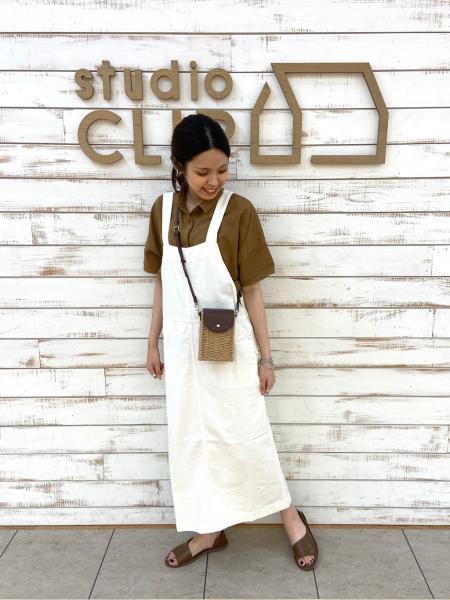 studio CLIPのオープントゥパンプスを使ったコーディネートを紹介します。|Rakuten Fashion(楽天ファッション/旧楽天ブランドアベニュー)1045374