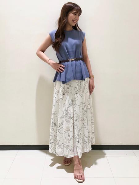 INGNIのコーディネートを紹介します。|Rakuten Fashion(楽天ファッション/旧楽天ブランドアベニュー)1045445