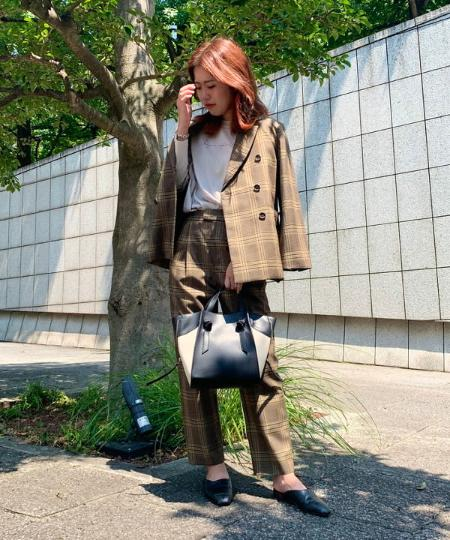 B:MING LIFE STORE by BEAMSのB:MING by BEAMS / スクエアトゥ ミュールを使ったコーディネートを紹介します。|Rakuten Fashion(楽天ファッション/旧楽天ブランドアベニュー)1045532