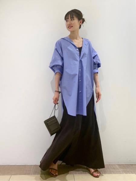 plageのFibril Slit スカート◆を使ったコーディネートを紹介します。 Rakuten Fashion(楽天ファッション/旧楽天ブランドアベニュー)1045569