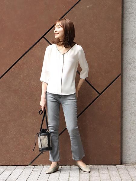 NOBLEのコーディネートを紹介します。 Rakuten Fashion(楽天ファッション/旧楽天ブランドアベニュー)1045605