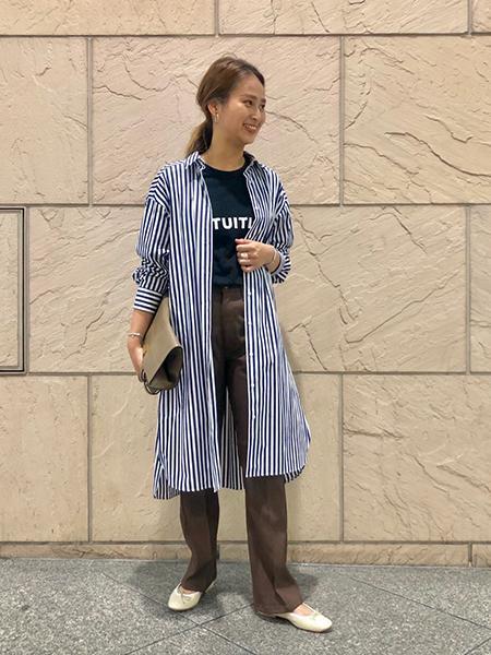 FRAMeWORKのコーディネートを紹介します。|Rakuten Fashion(楽天ファッション/旧楽天ブランドアベニュー)1045639