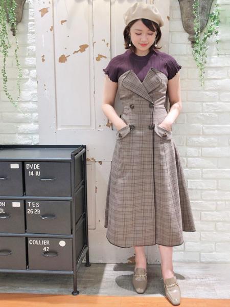 Noelaのコーディネートを紹介します。|Rakuten Fashion(楽天ファッション/旧楽天ブランドアベニュー)1046320