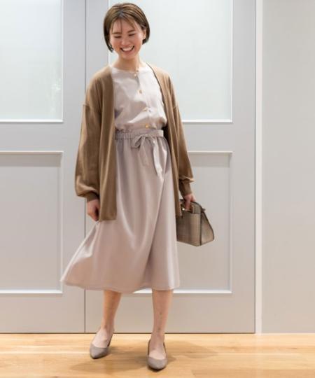 NATURAL BEAUTY BASICのコーディネートを紹介します。|Rakuten Fashion(楽天ファッション/旧楽天ブランドアベニュー)1046494