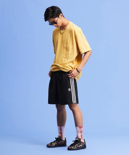 adidasの(M)3 STRIPS SWIM SHORTSを使ったコーディネートを紹介します。|Rakuten Fashion(楽天ファッション/旧楽天ブランドアベニュー)1046649