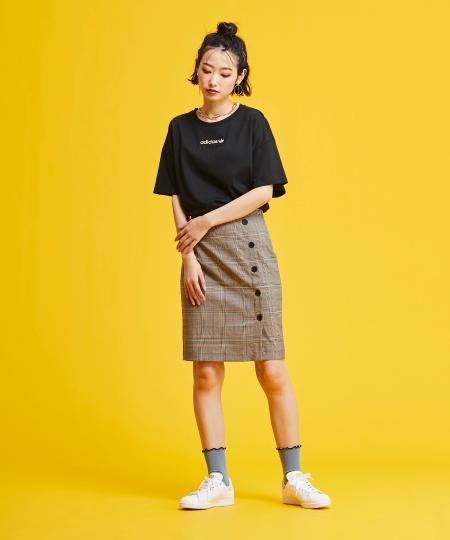 adidasのスタンスミス [STAN SMITH] アディダスオリジナルスを使ったコーディネートを紹介します。|Rakuten Fashion(楽天ファッション/旧楽天ブランドアベニュー)1046673
