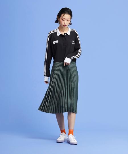 adidasのアディダス スリーク [adidas Sleek] アディダスオリジナルスを使ったコーディネートを紹介します。|Rakuten Fashion(楽天ファッション/旧楽天ブランドアベニュー)1046766