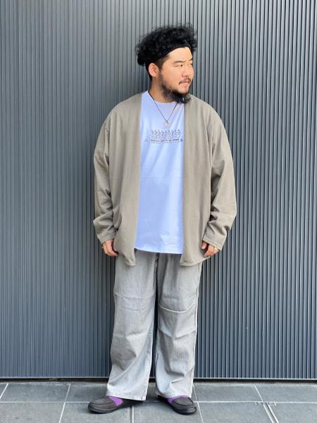 JOURNAL STANDARDの【GRATEFUL DEAD*JS】STEAL YOUR FACE-TEEを使ったコーディネートを紹介します。 Rakuten Fashion(楽天ファッション/旧楽天ブランドアベニュー)1046804