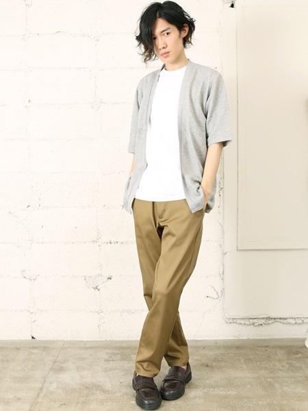 GIORDANOのコーディネートを紹介します。|Rakuten Fashion(楽天ファッション/旧楽天ブランドアベニュー)1046964