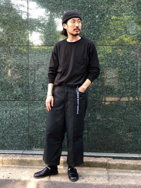 EDIFICEの【Paris Saint-Germain / パリサンジェルマン】ポケット ロングスリーブを使ったコーディネートを紹介します。|Rakuten Fashion(楽天ファッション/旧楽天ブランドアベニュー)1048154