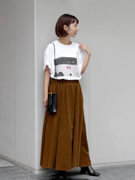 JOURNAL STANDARDのシャツコールスカート◆を使ったコーディネートを紹介します。|Rakuten Fashion(楽天ファッション/旧楽天ブランドアベニュー)1048283