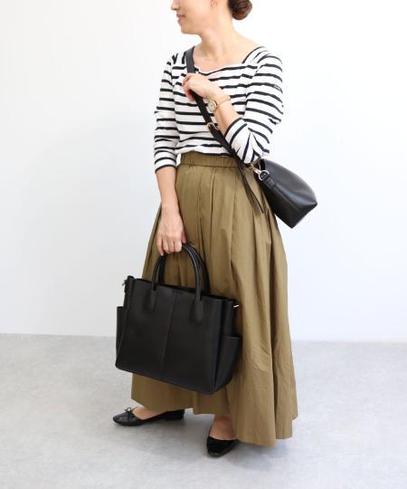 TrysilのT・S・L/3WAYサイドポケット多機能バッグを使ったコーディネートを紹介します。 Rakuten Fashion(楽天ファッション/旧楽天ブランドアベニュー)1048460