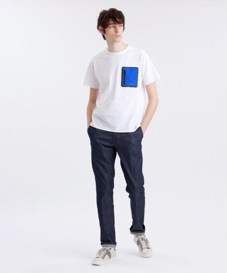 MACKINTOSH PHILOSOPHYのBR910 クルーネックポケTを使ったコーディネートを紹介します。|Rakuten Fashion(楽天ファッション/旧楽天ブランドアベニュー)1048589