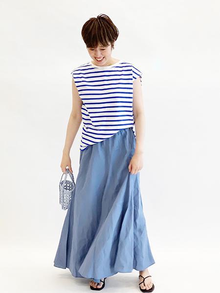 plageの【LE MINOR/ルミノア】SP NO/SL プルオーバー◆を使ったコーディネートを紹介します。|Rakuten Fashion(楽天ファッション/旧楽天ブランドアベニュー)1048659