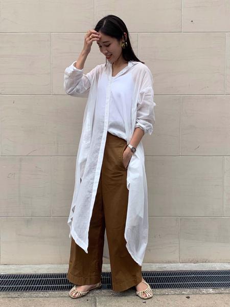 FROM FIRST MUSEEのコーディネートを紹介します。 Rakuten Fashion(楽天ファッション/旧楽天ブランドアベニュー)1048763