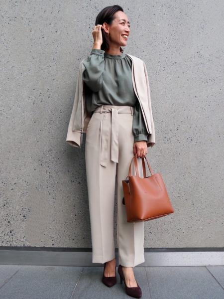 UNITED ARROWS green label relaxingのコーディネートを紹介します。 Rakuten Fashion(楽天ファッション/旧楽天ブランドアベニュー)1048873