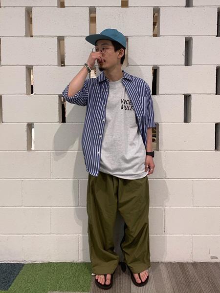 JOURNAL STANDARD relumeのPULP FICTION for Relume Teeを使ったコーディネートを紹介します。|Rakuten Fashion(楽天ファッション/旧楽天ブランドアベニュー)1048917