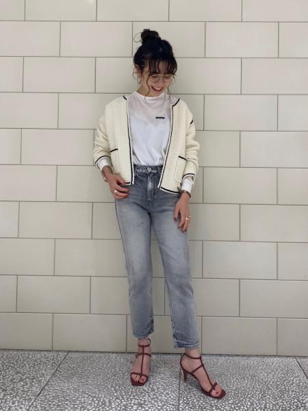 Spick&Spanのコーディネートを紹介します。|Rakuten Fashion(楽天ファッション/旧楽天ブランドアベニュー)1049890
