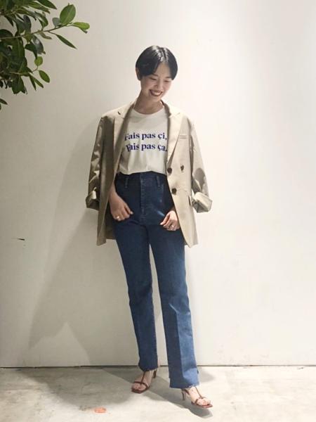 Spick&Spanのコーディネートを紹介します。|Rakuten Fashion(楽天ファッション/旧楽天ブランドアベニュー)1050128