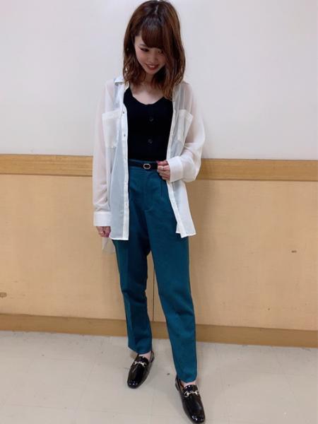 INGNIのシースルードルマン/SHを使ったコーディネートを紹介します。 Rakuten Fashion(楽天ファッション/旧楽天ブランドアベニュー)1050389