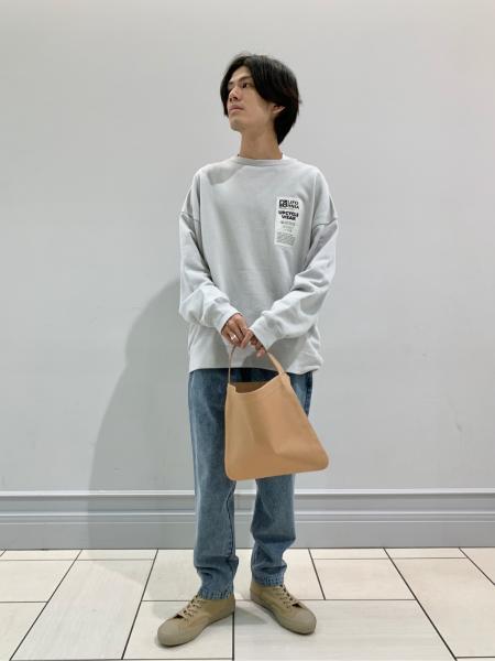 JOURNAL STANDARD relumeのDEUX TIERS ONE HANDLE TOTE Sを使ったコーディネートを紹介します。|Rakuten Fashion(楽天ファッション/旧楽天ブランドアベニュー)1051157