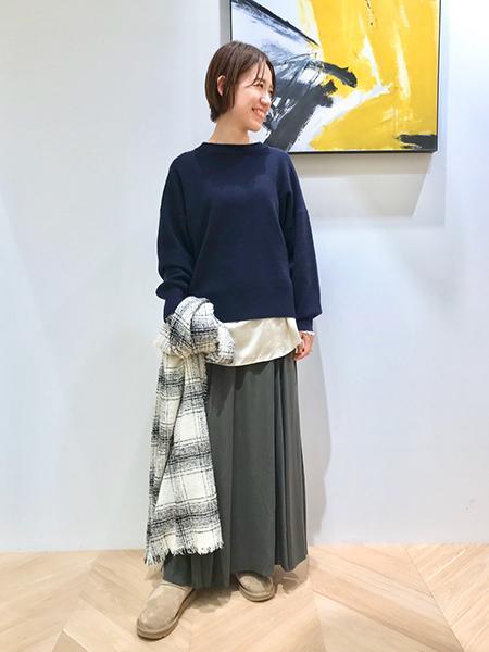 FRAMeWORKのコーディネートを紹介します。|Rakuten Fashion(楽天ファッション/旧楽天ブランドアベニュー)1051167