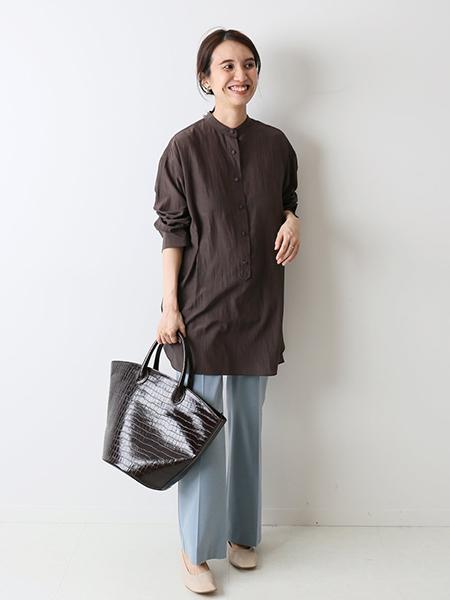 FRAMeWORKのコーディネートを紹介します。|Rakuten Fashion(楽天ファッション/旧楽天ブランドアベニュー)1051206