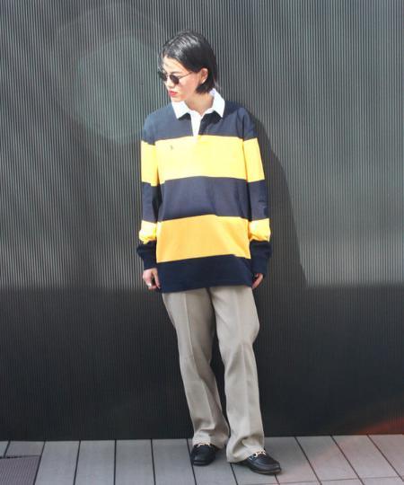 BEAMS MENのBEAMS / シューカット パンツを使ったコーディネートを紹介します。 Rakuten Fashion(楽天ファッション/旧楽天ブランドアベニュー)1051604