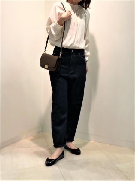 MACKINTOSH PHILOSOPHYのレザーショルダーを使ったコーディネートを紹介します。|Rakuten Fashion(楽天ファッション/旧楽天ブランドアベニュー)1052939