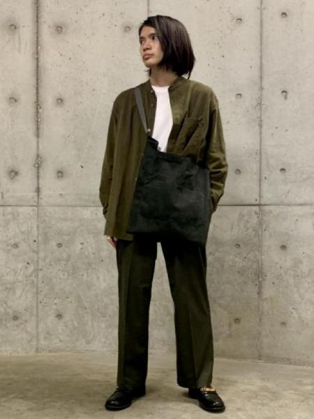 ADAM ET ROPE'の【ZATTU】EX TAITを使ったコーディネートを紹介します。|Rakuten Fashion(楽天ファッション/旧楽天ブランドアベニュー)1053141