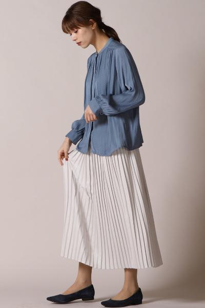 Ketty Cherieのサテンドビーブラウス ≪手洗い可能≫を使ったコーディネートを紹介します。|Rakuten Fashion(楽天ファッション/旧楽天ブランドアベニュー)1053382