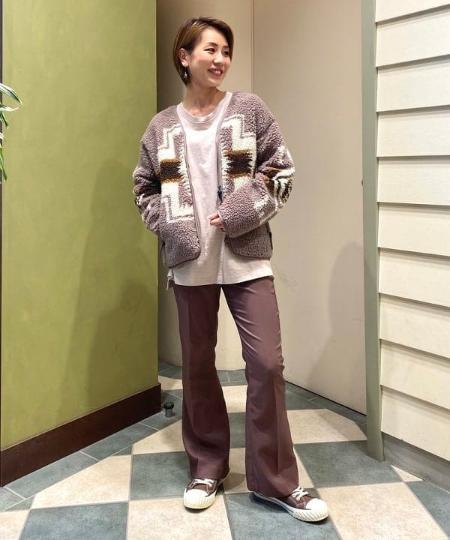 B:MING LIFE STORE by BEAMSのPENDLETON × B:MING by BEAMS / 別注 ボア ジャケット 20AWを使ったコーディネートを紹介します。|Rakuten Fashion(楽天ファッション/旧楽天ブランドアベニュー)1053406