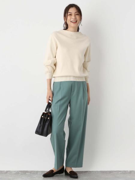 GLOBAL WORKの(W)シナヤカフィットハッスイオペラを使ったコーディネートを紹介します。|Rakuten Fashion(楽天ファッション/旧楽天ブランドアベニュー)1053890
