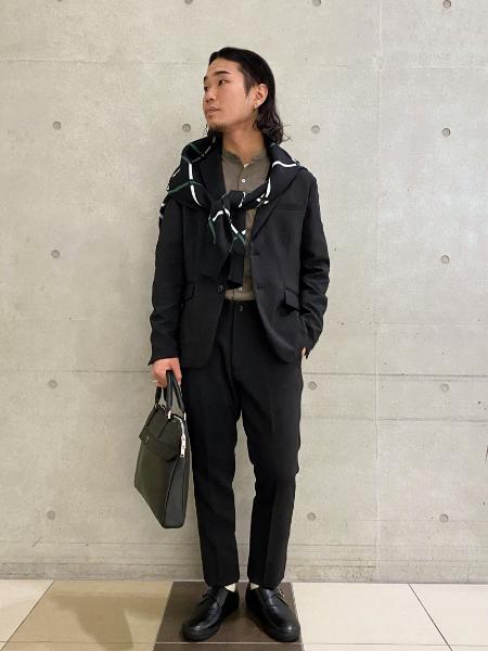 417 EDIFICEのSAGE WASHABLE MELLOW C/Nを使ったコーディネートを紹介します。|Rakuten Fashion(楽天ファッション/旧楽天ブランドアベニュー)1054039