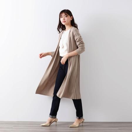 AMACAの【XSサイズ~】WACLOTHストレッチスリムパンツを使ったコーディネートを紹介します。|Rakuten Fashion(楽天ファッション/旧楽天ブランドアベニュー)1054169