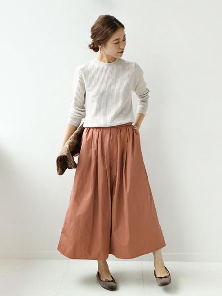 JOURNAL STANDARD relumeのメモリーツイル ギャザースカート◆を使ったコーディネートを紹介します。|Rakuten Fashion(楽天ファッション/旧楽天ブランドアベニュー)1054663
