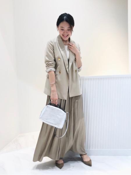 NOBLEのコーディネートを紹介します。|Rakuten Fashion(楽天ファッション/旧楽天ブランドアベニュー)1054667