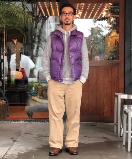BEAMS MENのBEAMS PLUS / ウエストポイントクロス ミリタリー トラウザーズを使ったコーディネートを紹介します。|Rakuten Fashion(楽天ファッション/旧楽天ブランドアベニュー)1054952