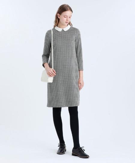 MACKINTOSH PHILOSOPHYのカラーコンビワンピースを使ったコーディネートを紹介します。 Rakuten Fashion(楽天ファッション/旧楽天ブランドアベニュー)1055016