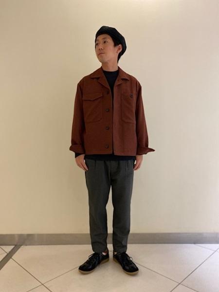 SHIPSの【MEN'S NON-NO 12月号 p.103掲載】SHIPS any: テック ウール CPOジャケット◇を使ったコーディネートを紹介します。|Rakuten Fashion(楽天ファッション/旧楽天ブランドアベニュー)1055523