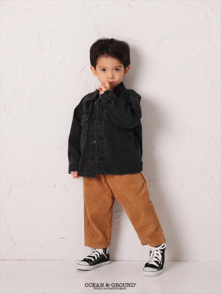 OCEAN&GROUNDのOCEAN&GROUND/太コール天ニッカポッカを使ったコーディネートを紹介します。 Rakuten Fashion(楽天ファッション/旧楽天ブランドアベニュー)1055663