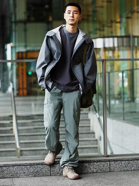KEENの(MEN)HOWSER II CHUKKAを使ったコーディネートを紹介します。|Rakuten Fashion(楽天ファッション/旧楽天ブランドアベニュー)1055821