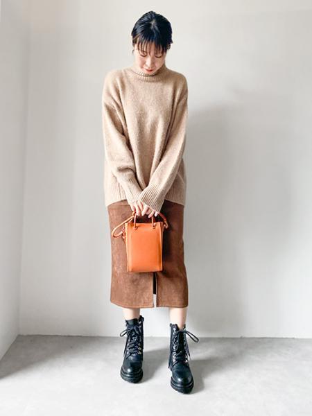 nano・universeのHome Cleaning FOX/タートルプルオーバーを使ったコーディネートを紹介します。|Rakuten Fashion(楽天ファッション/旧楽天ブランドアベニュー)1056060
